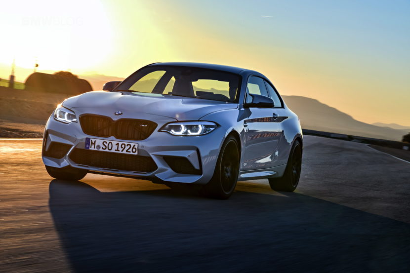 BMW M2 Competition 2018 07 830x553