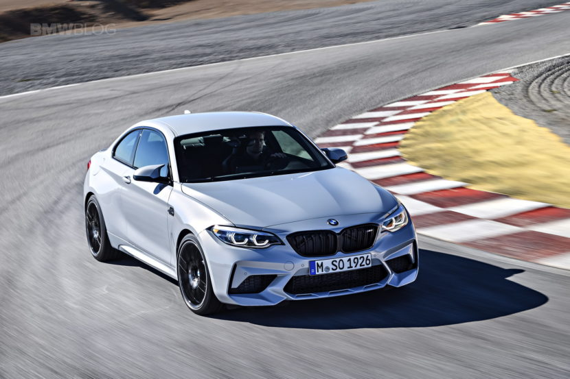 BMW M2 Competition 2018 10 830x553