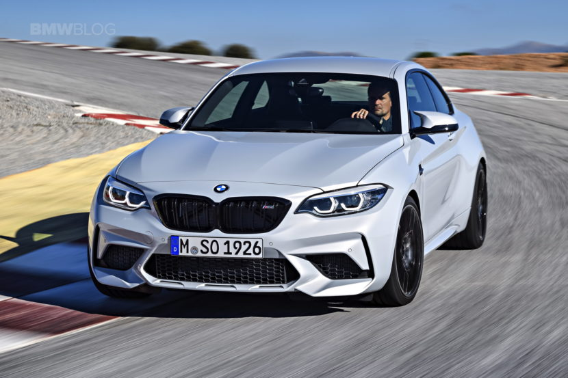 BMW M2 Competition 2018 12 830x553