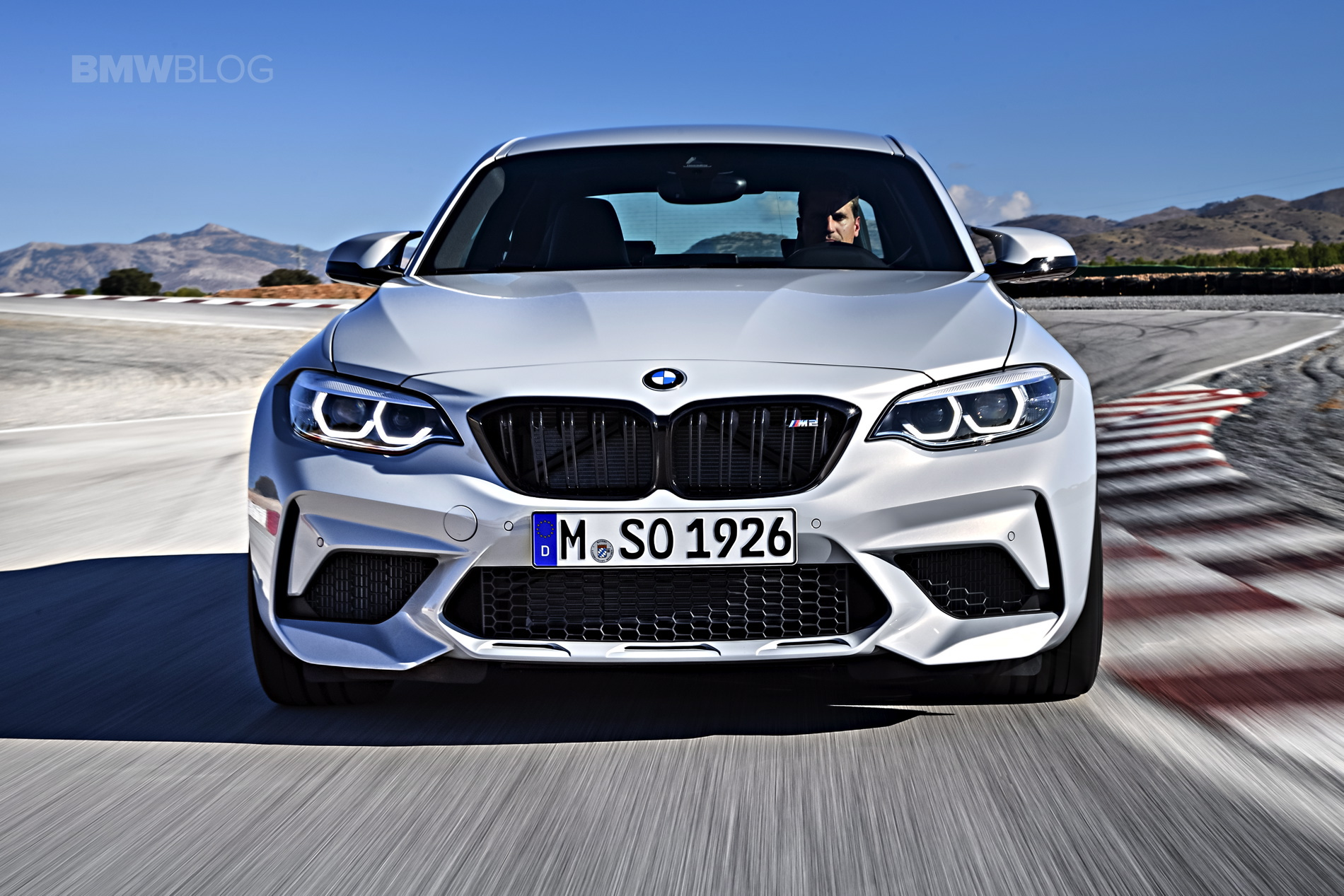 BMW M2 Competition 2018 13