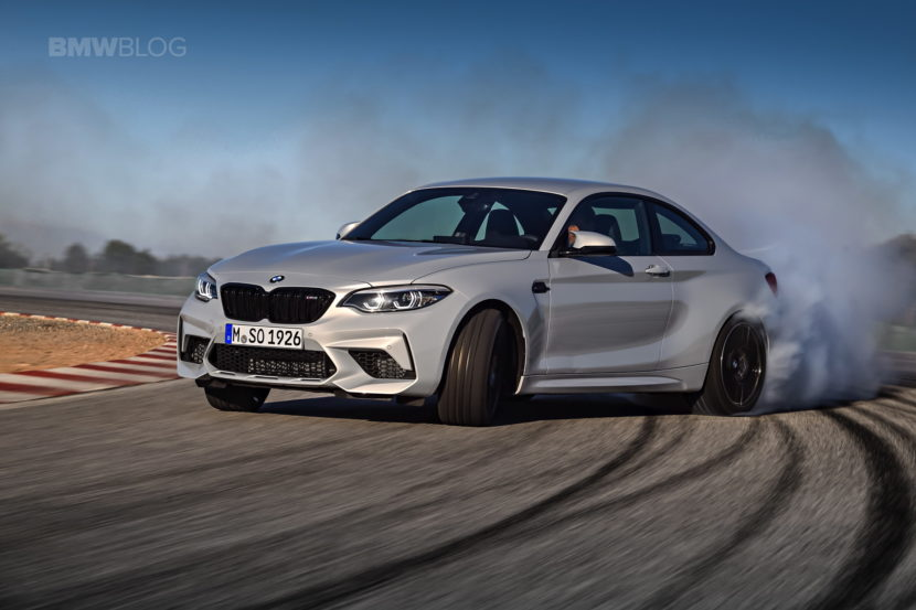 BMW M2 Competition 2018 18 830x553