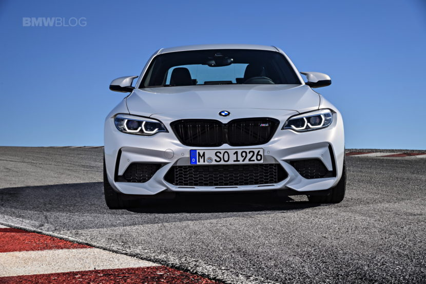 BMW M2 Competition 2018 20 830x553
