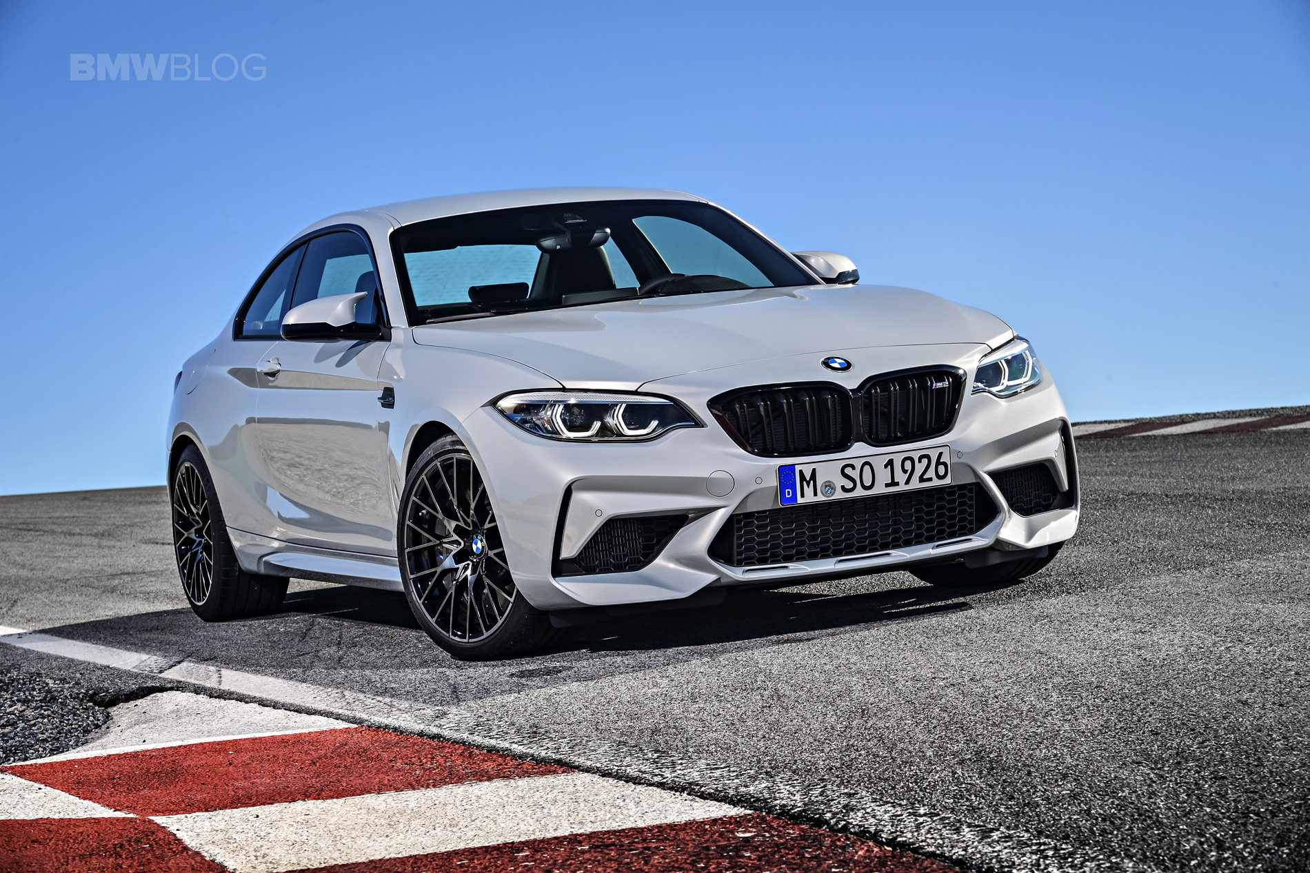 BMW M2 Competition 2018 21