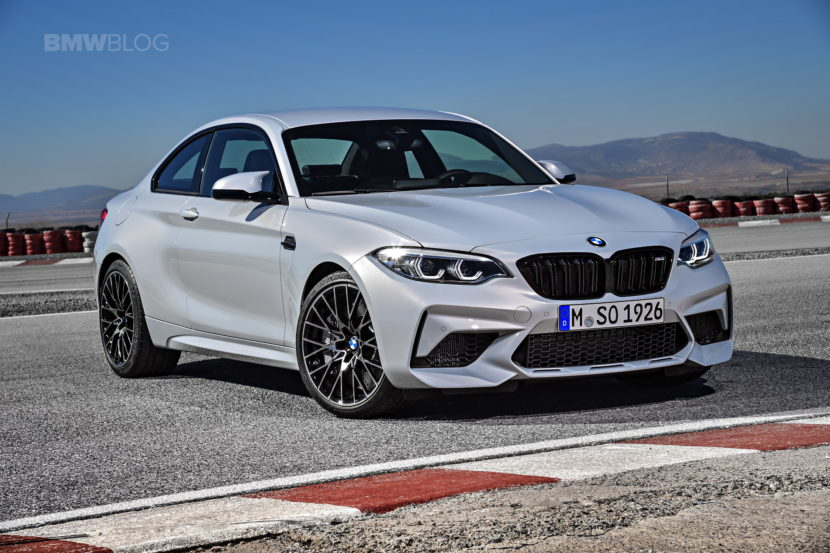 BMW M2 Competition 2018 24 830x553