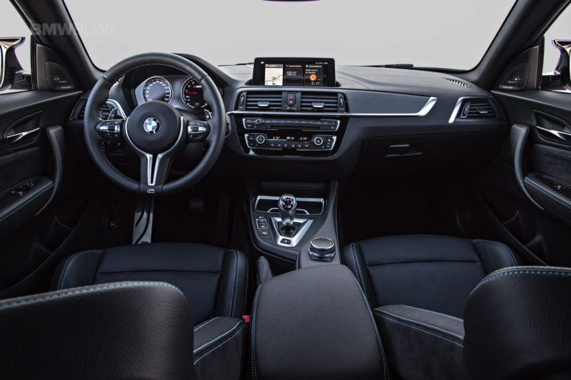 BMW M2 Competition 2018 28 830x553