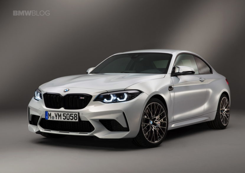 BMW M2 Competition 2018 36 830x587