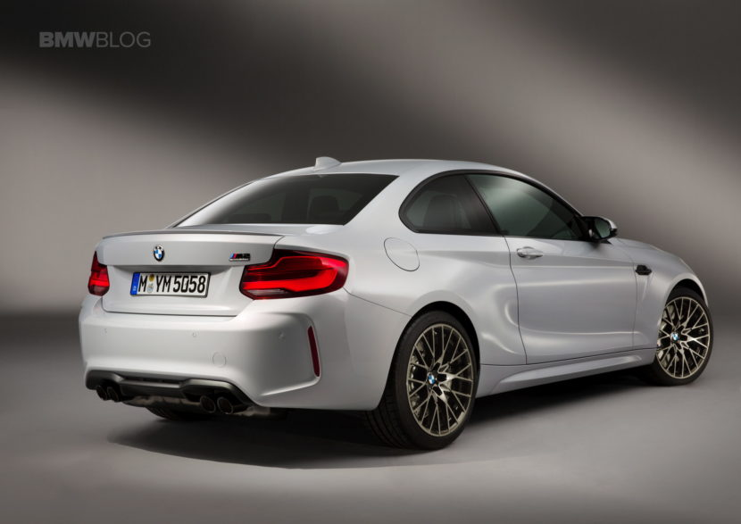 BMW M2 Competition 2018 38 830x587