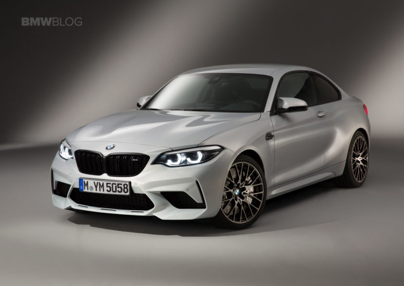 BMW M2 Competition 2018 41 830x587