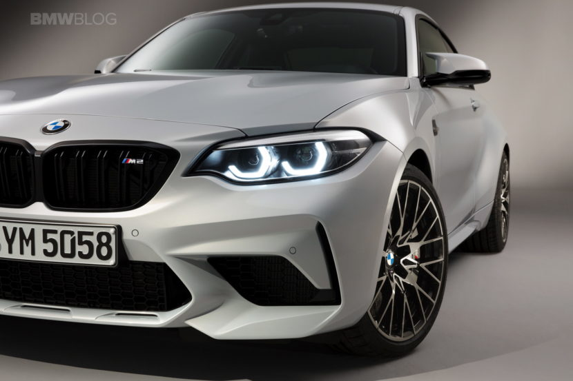 BMW M2 Competition 2018 42 830x553