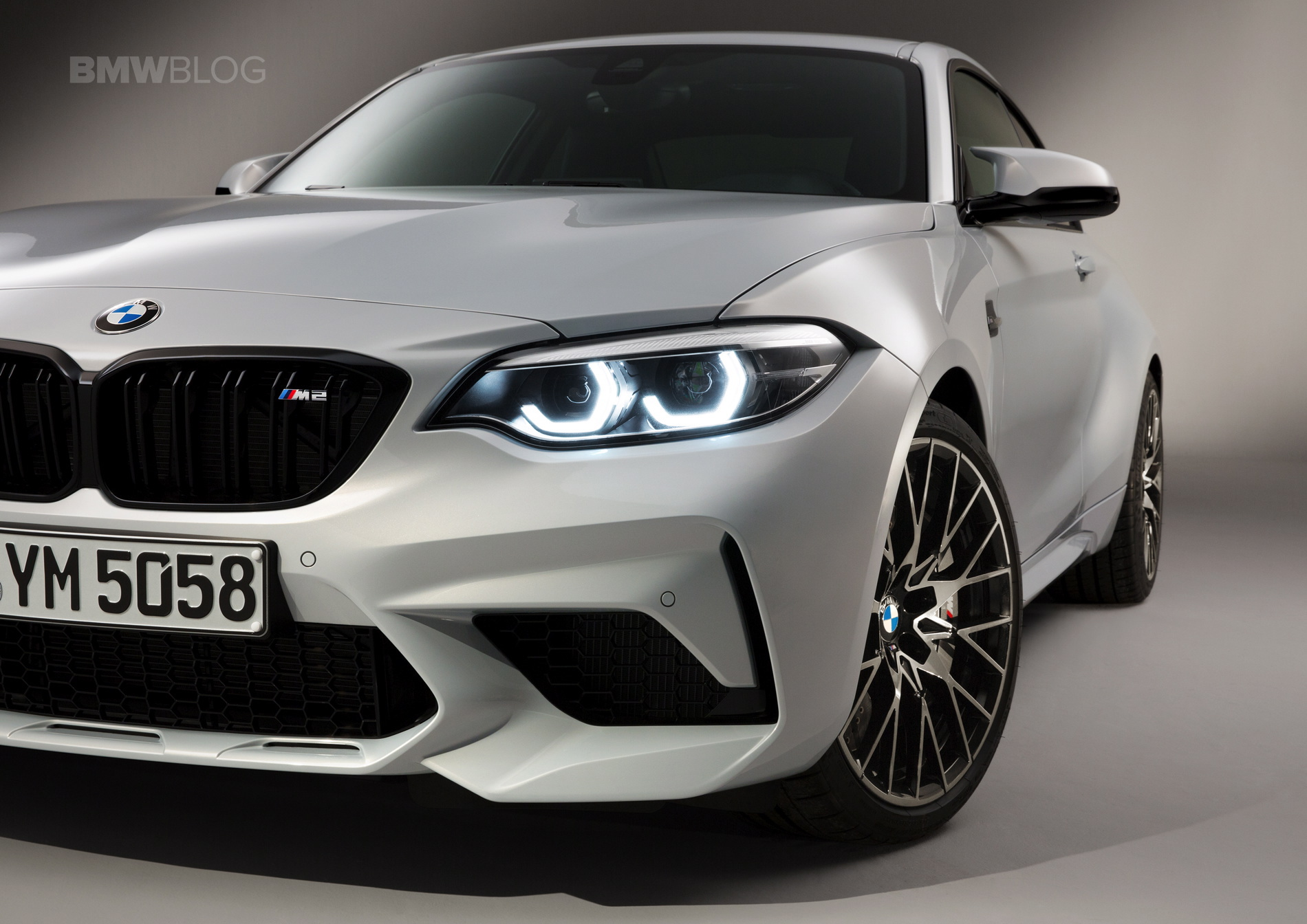 BMW M2 Competition 2018 42