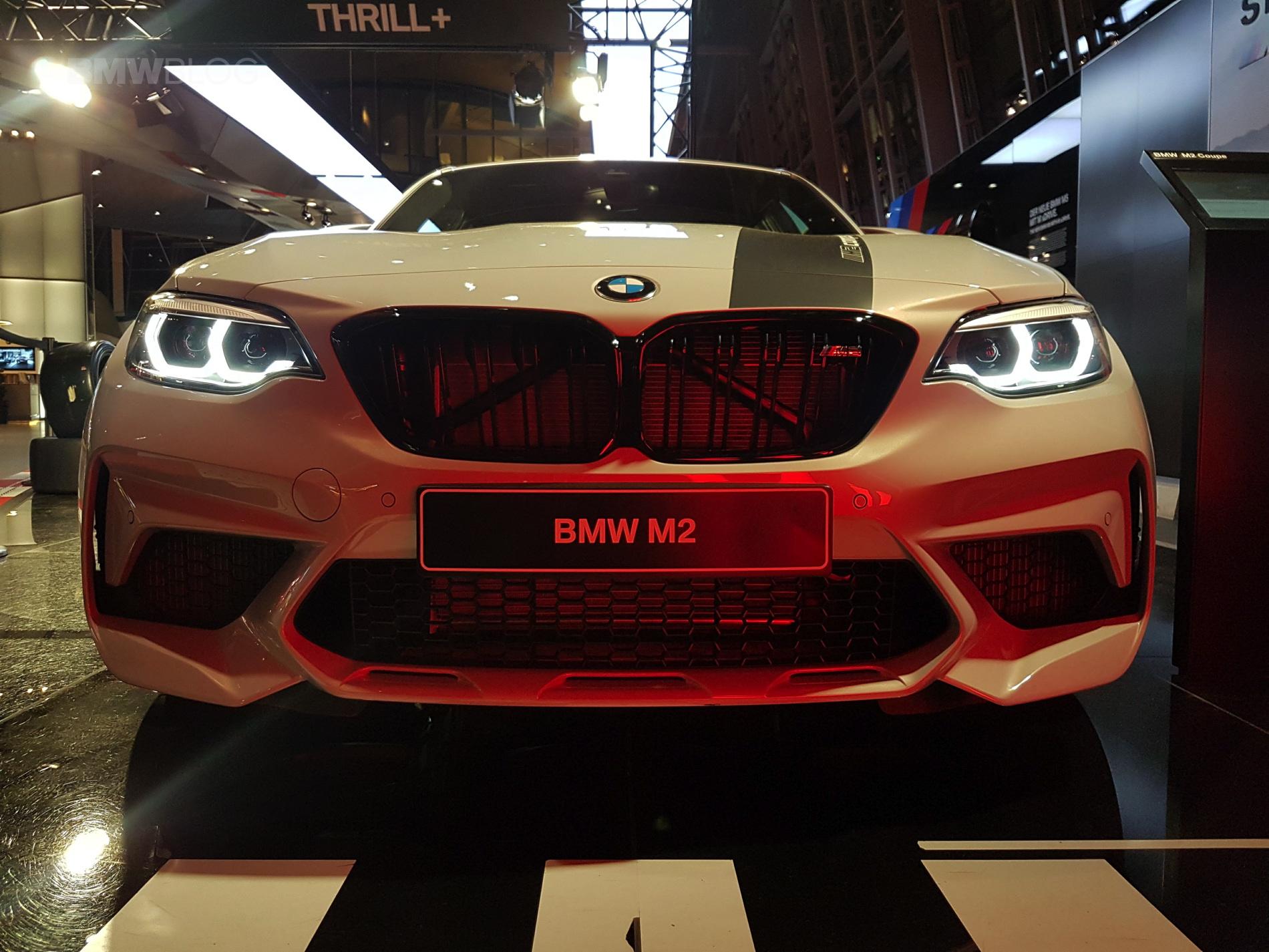 BMW M2 Competition BMW Welt 02