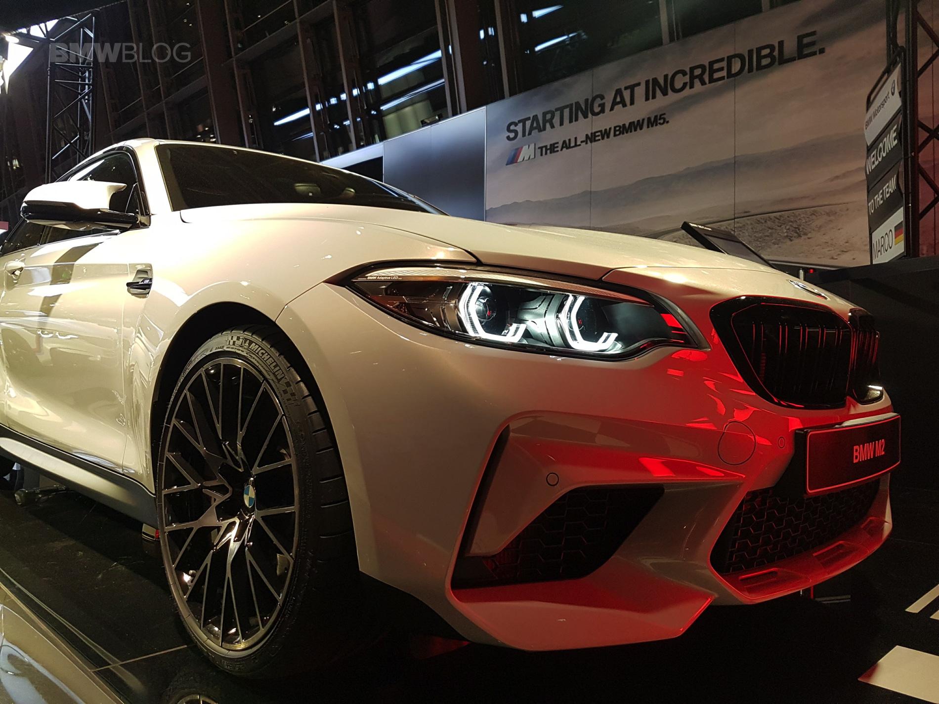 BMW M2 Competition BMW Welt 08