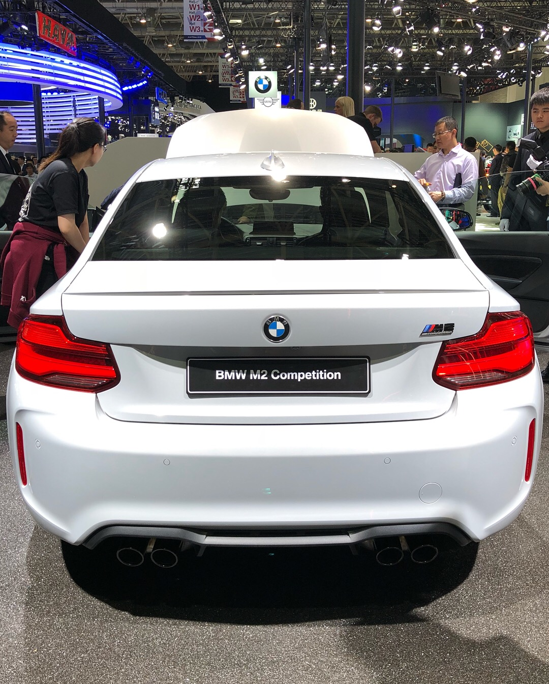 BMW M2 Competition Beijing 0222