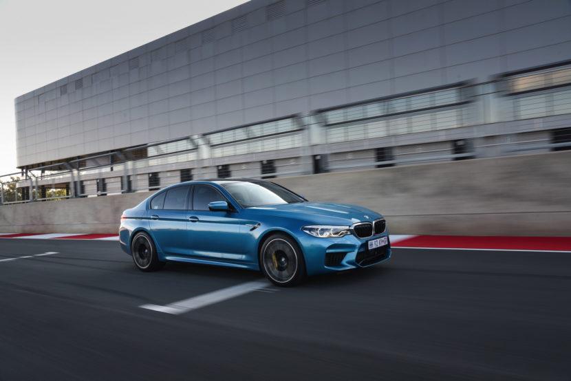 BMW M5 Snapper Rocks Blue images 20 830x554