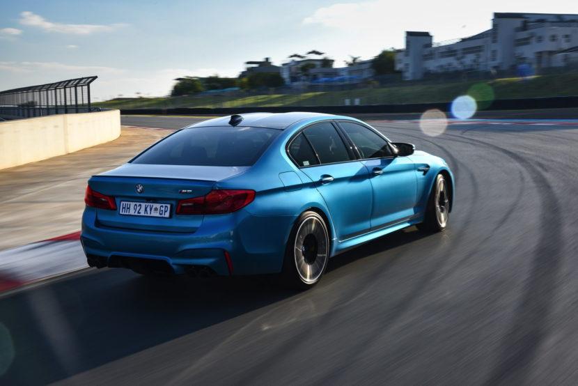 BMW M5 Snapper Rocks Blue images 23 830x554