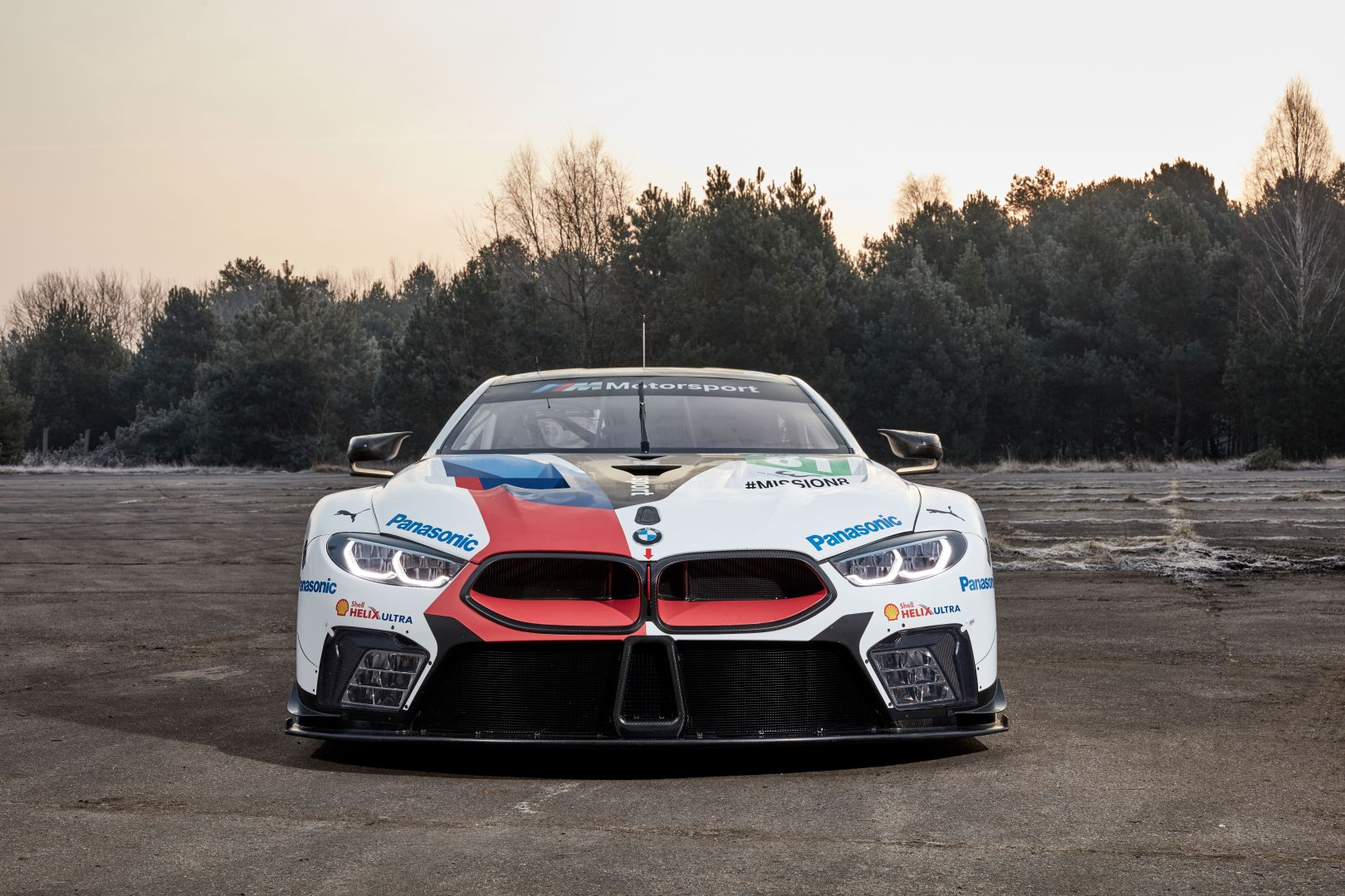 Bmw Releases Bmw M8 Gte Documentary Mission 8