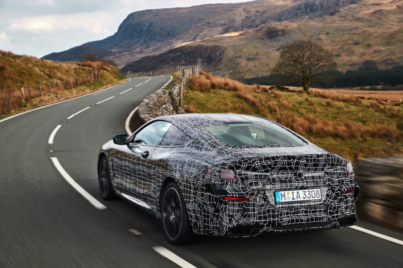 BMW M850i pre production test 08 830x553