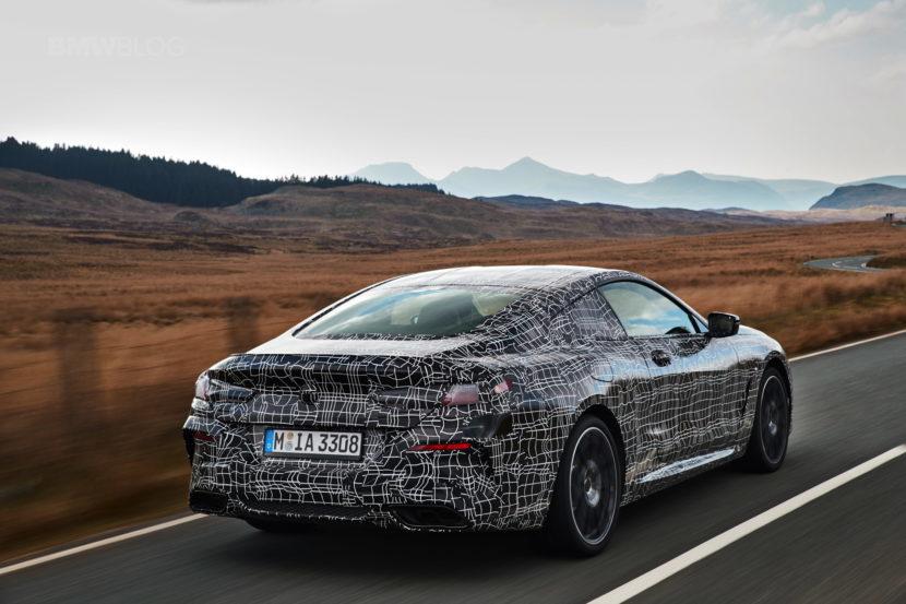 BMW M850i pre production test 10 830x553