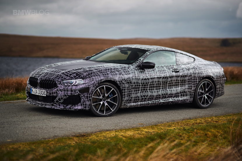 BMW M850i pre production test 35 830x553