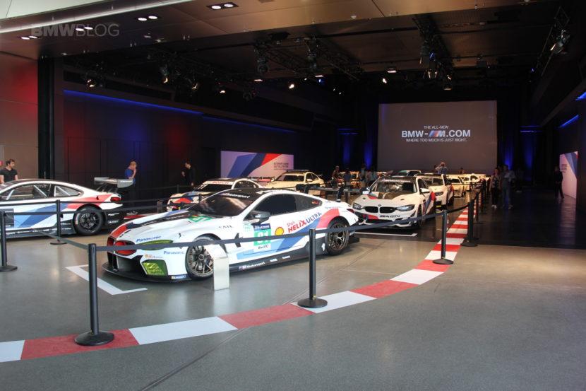 BMW Motorsport Days BMW Welt 13 830x553