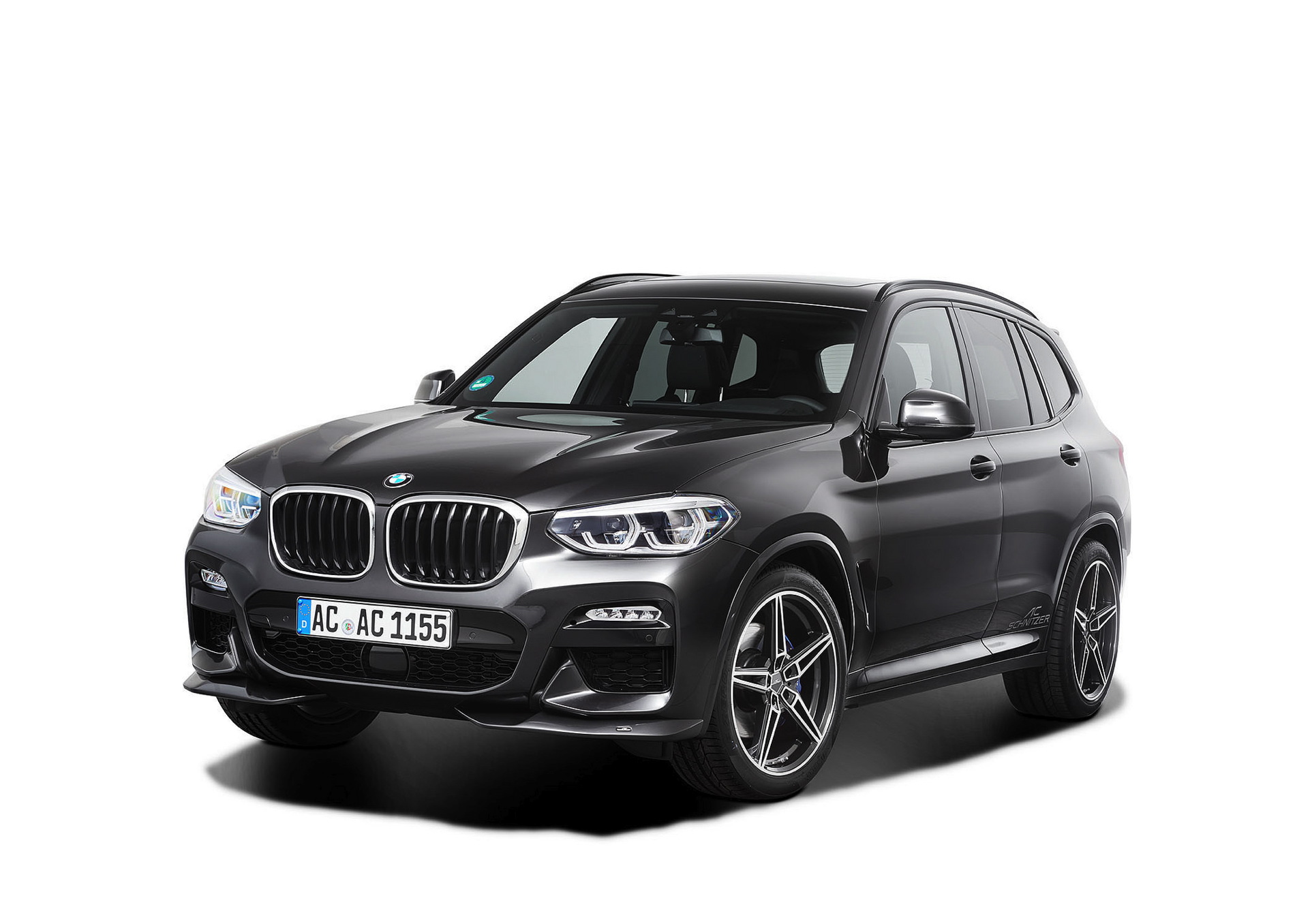 The Bmw X3 By Ac Schnitzer