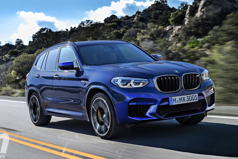 BMW X3M rendered 1 830x553