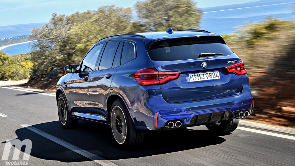 upcoming 2019 bmw x3 m gets rendered. Black Bedroom Furniture Sets. Home Design Ideas