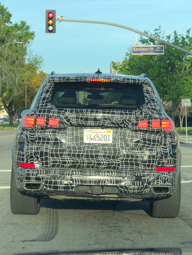BMW X5 M Spy Photos 4 623x830