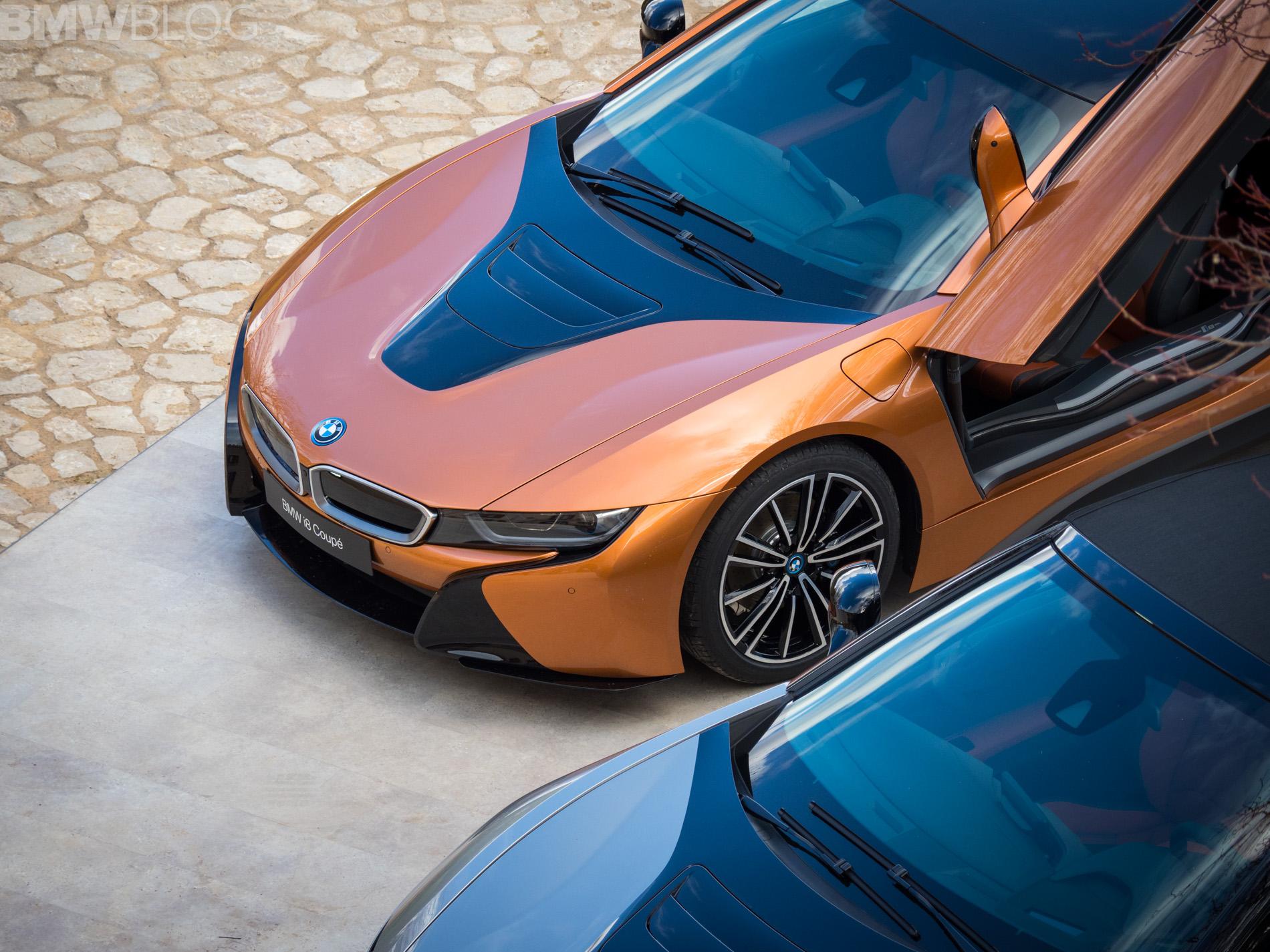 BMW i8 Roadster Mallorca 22