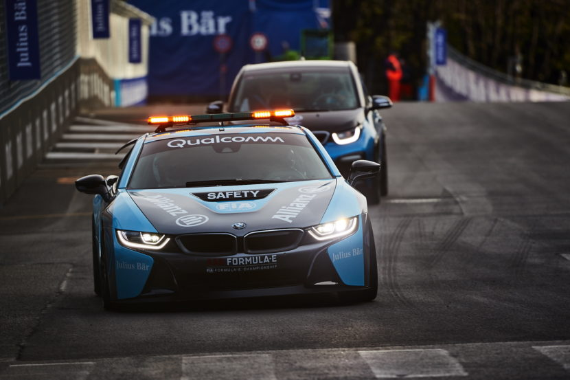BMW i8 Safety Car Rome 01 830x553