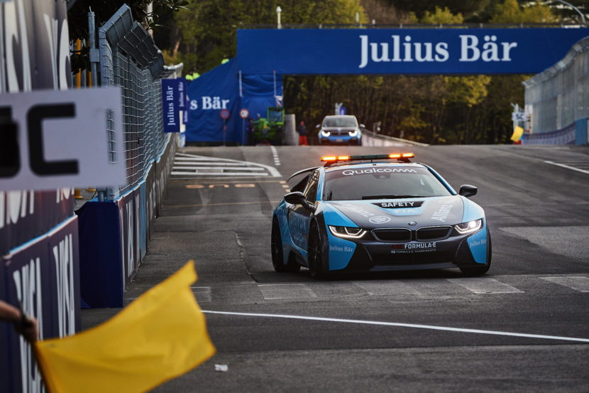 BMW i8 Safety Car Rome 02 830x553