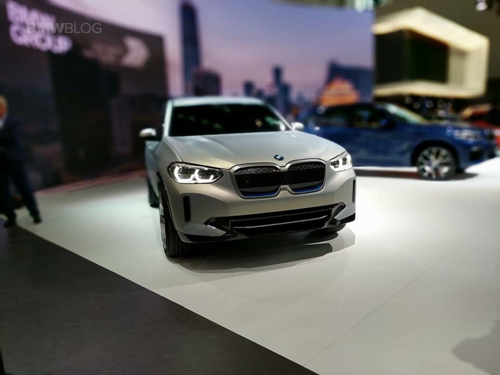 BMW iX3 Concept Beijing 09