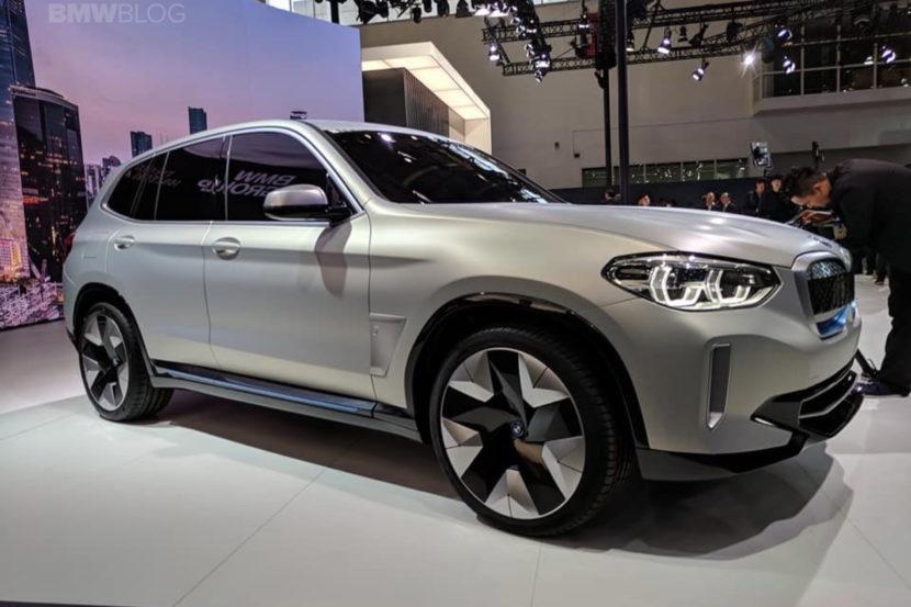 BMW iX3 Concept Beijing 11 830x553