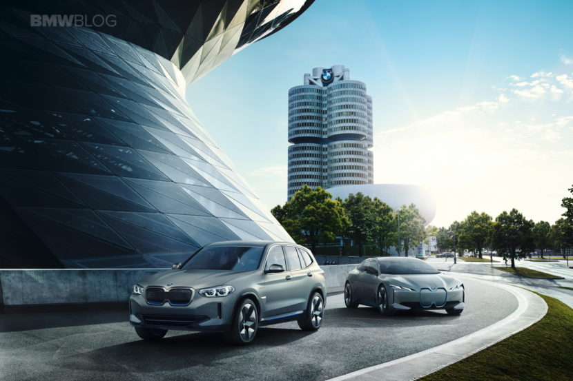 By 2025 Bmw Could Sell 248 000 Electric Cars And Plug In Hybrids In