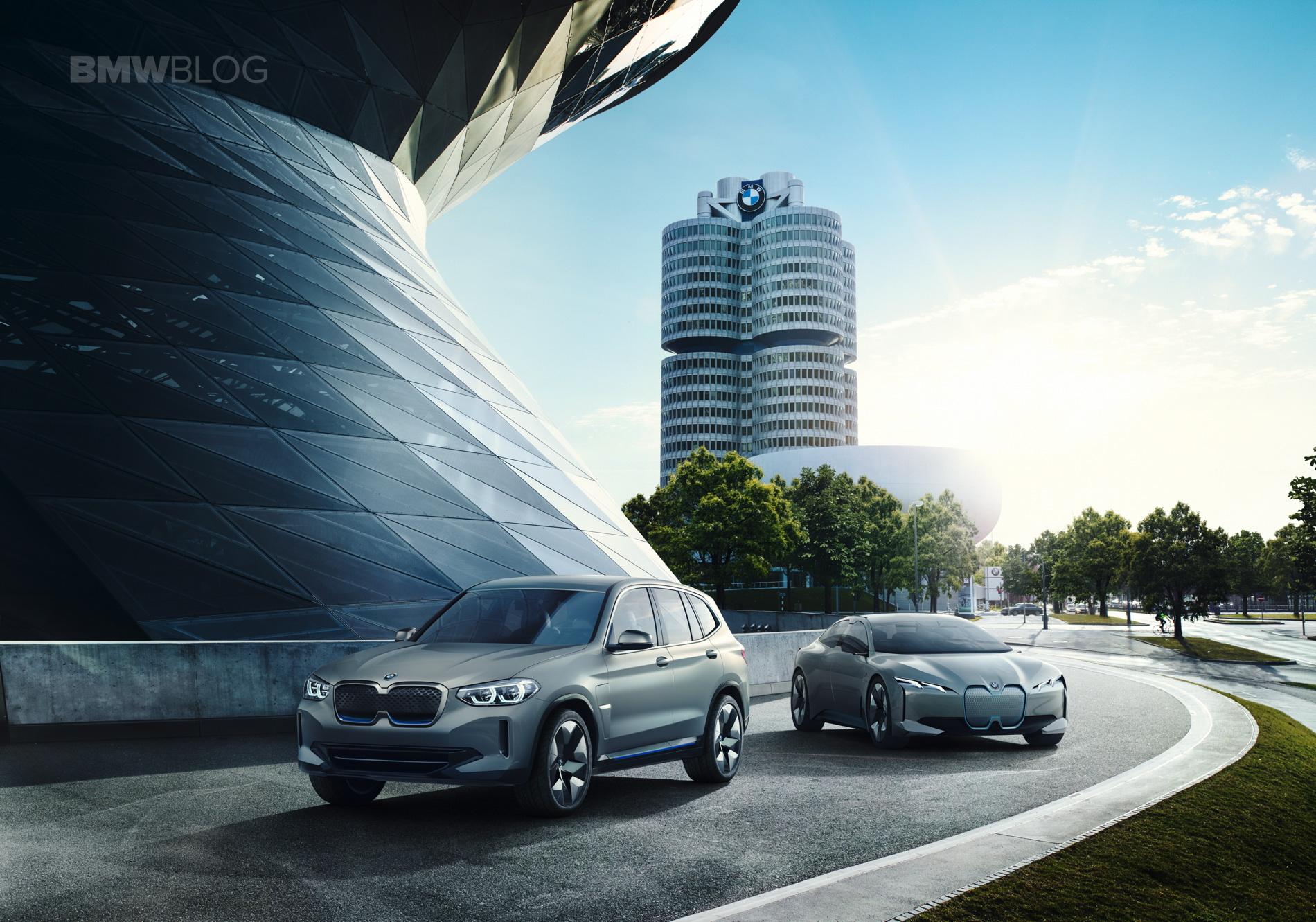 BMW iX3 photos 01