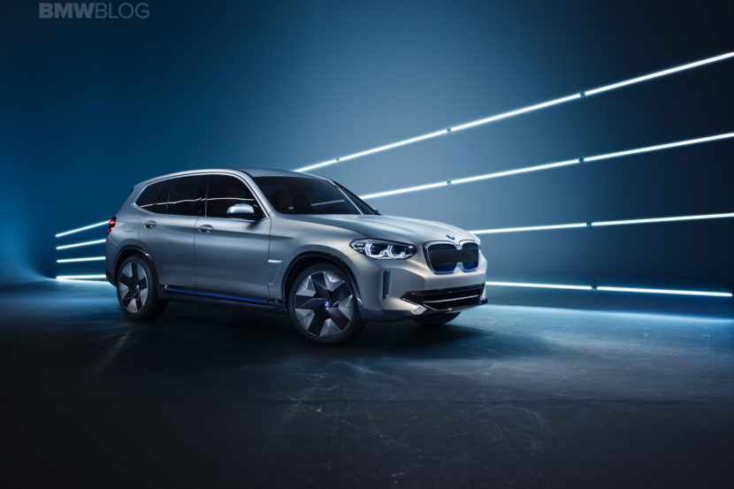 BMW iX3 photos 06 830x553