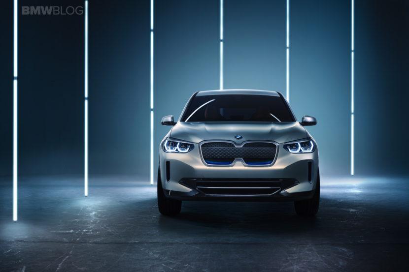 WORLD PREMIERE: BMW iX3 -- The Beginning of a New Era
