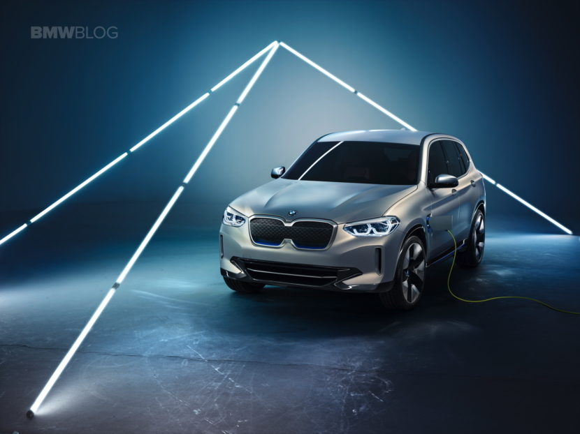 BMW iX3 photos 12 830x622