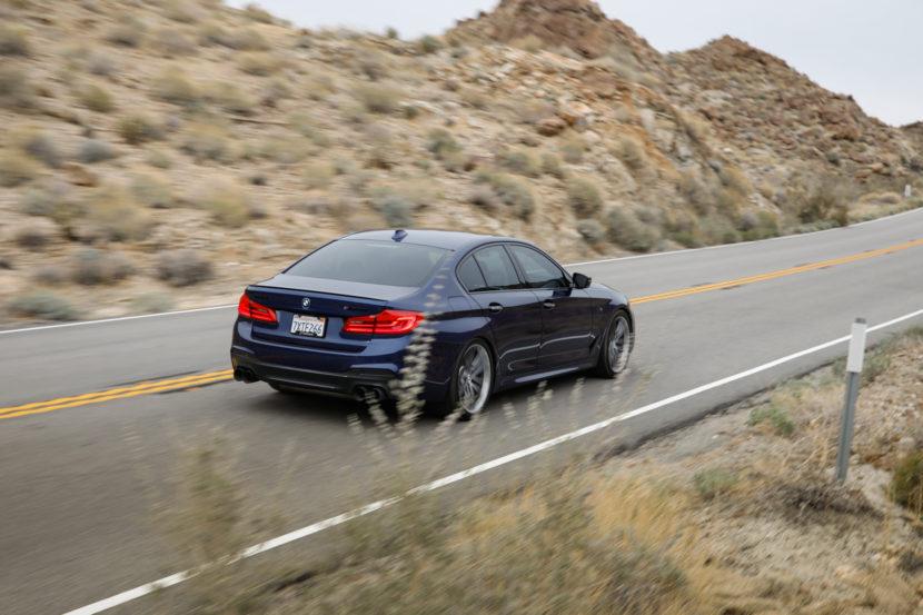 Dinan S1 BMW M550i xDrive 11 830x553