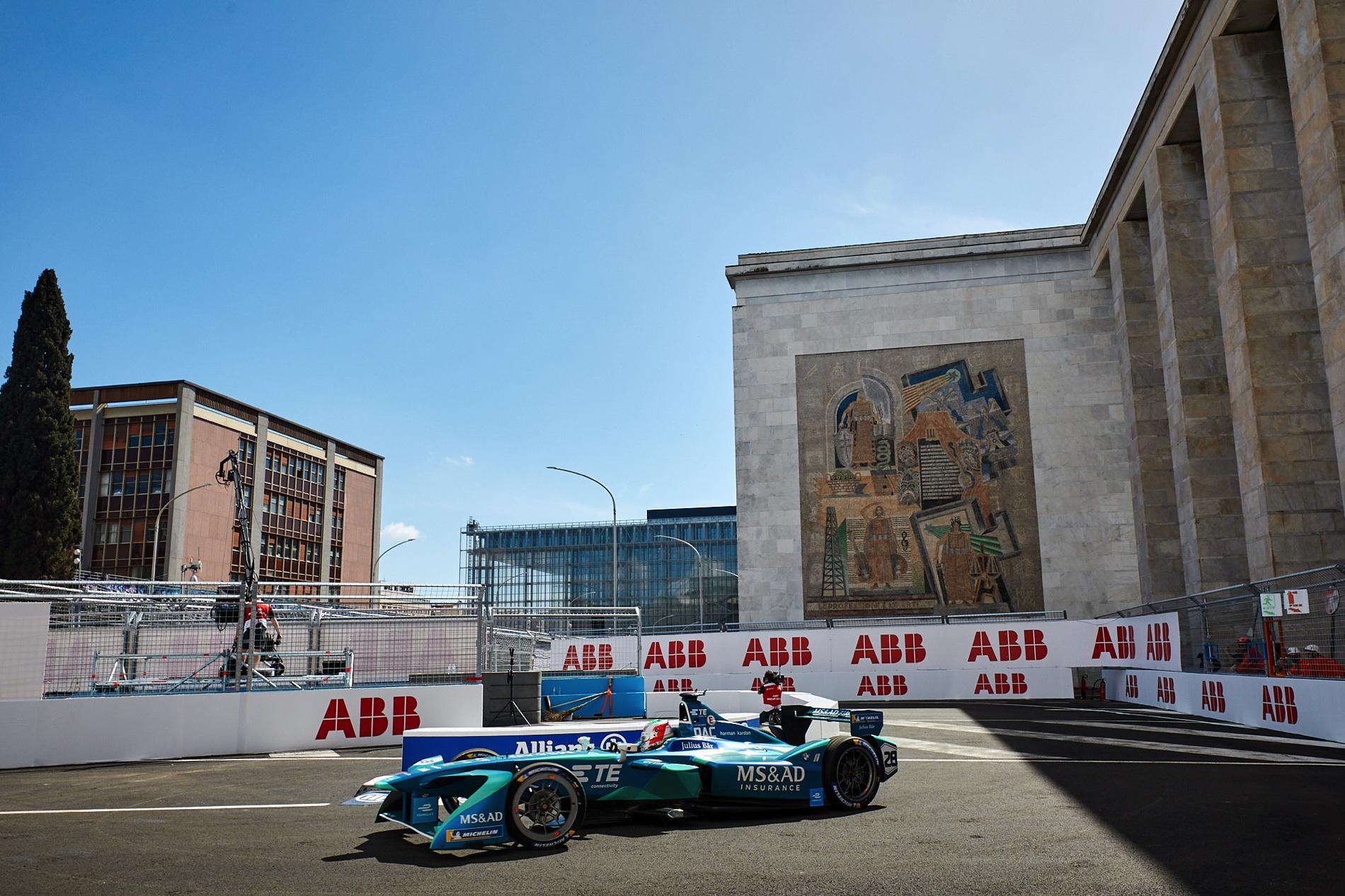 Formula E Rome 02