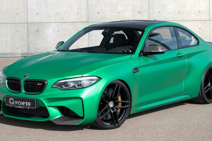 G Power BMW M2 1 830x553