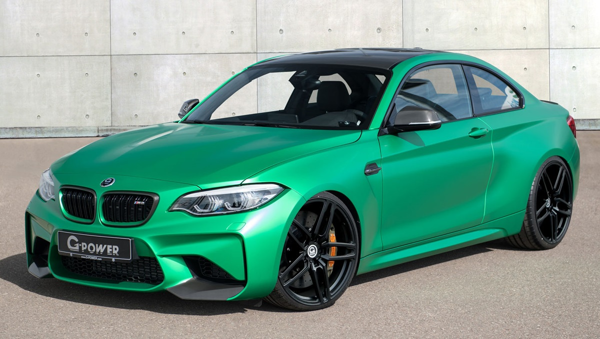 G Power BMW M2 1