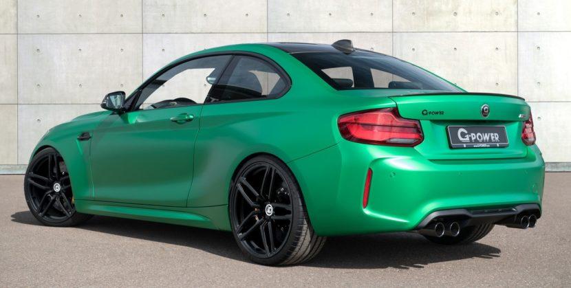 G Power BMW M2 2 830x419