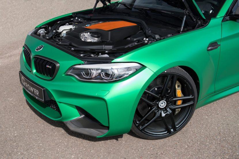 G Power BMW M2 4 830x553