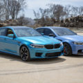 IND DIstribution BMW F10 M5 Yas Marina Blue vs BMWF90 M5 Snapper Rocks Blue 1 120x120