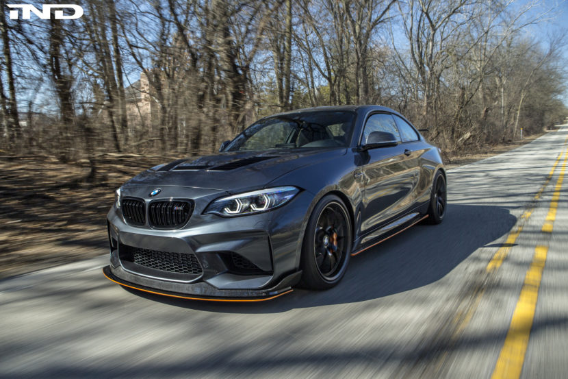 Mineral Gray BMW M2 Build By IND Distribution Image 1 830x553