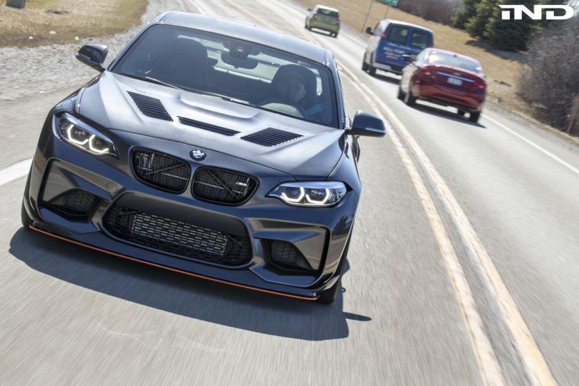 Mineral Gray BMW M2 Build By IND Distribution Image 14 830x553