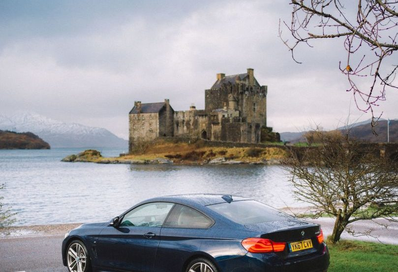 Scotland Colors BMW 440i 10 809x553