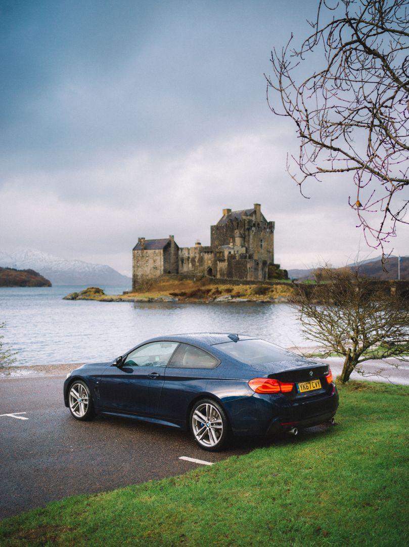 Scotland Colors BMW 440i 10