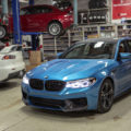 Snapper Rock Blue Metallic BMW F90 M5 By IND Distribution 1 120x120